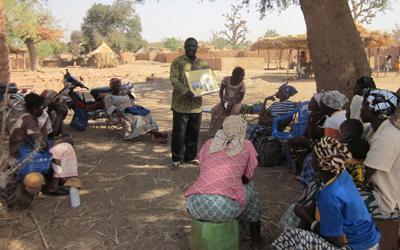 Togo Projekt