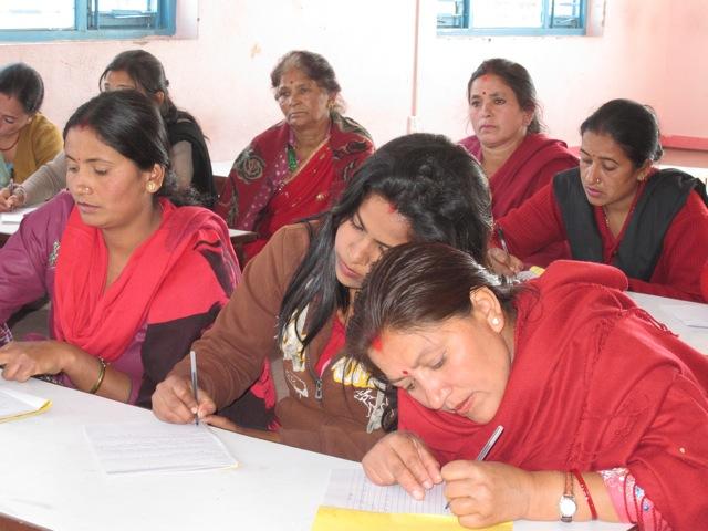 Nepal Frauenbildung